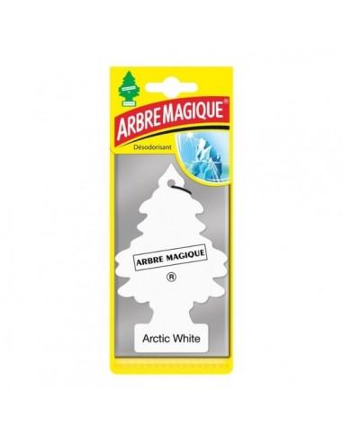 DESODORISANT ARBRE MAGIQUE ARTIC WHITE