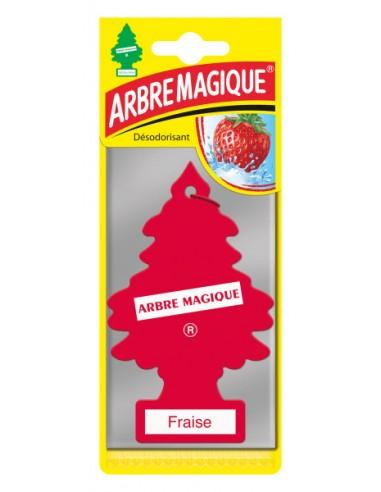 ARBRE MAGIQUE DESODORISANT FRAISE