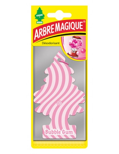 ARBRE MAGIQUE DESODORISANT BUBBLE GUM
