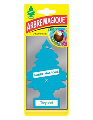 ARBRE MAGIQUE DESODORISANT TROPICAL