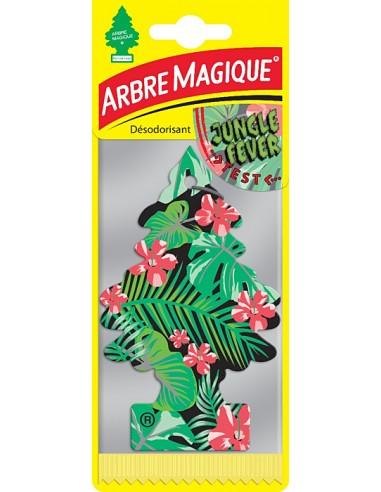 ARBRE MAGIQUE DESODORISANT JUNGLE FEVER