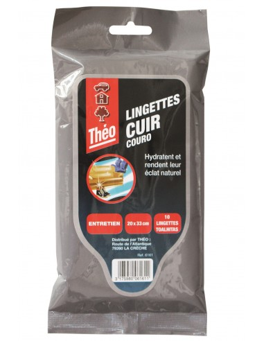 LINGETTES SPECIAL CUIR