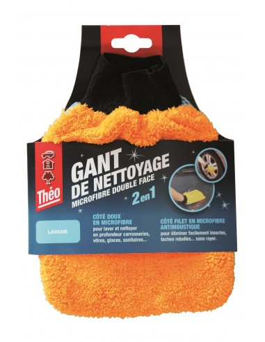 GANT DE NETTOYAGE MICRO FIBRE DOUBLE...