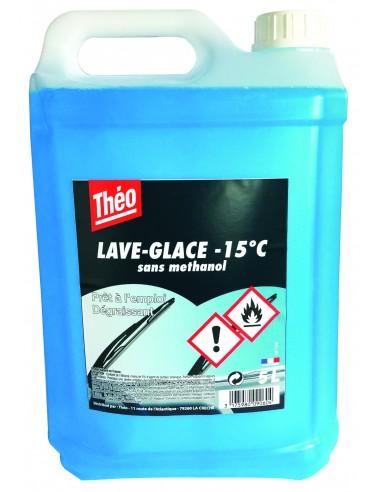 Lave glace toutes saisons -15°C 5L THEO