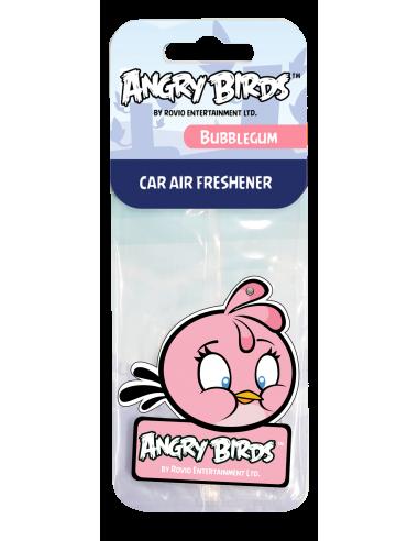DESODORISANT OISEAU ROSE ANGRY BIRDS