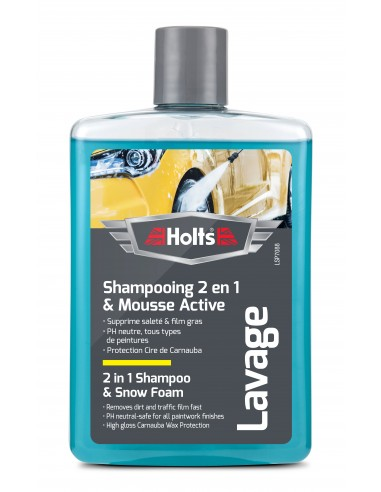 Shampooing voiture