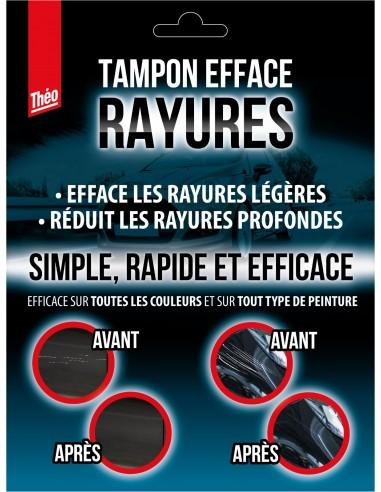 TAMPON EFFACE RAYURES
