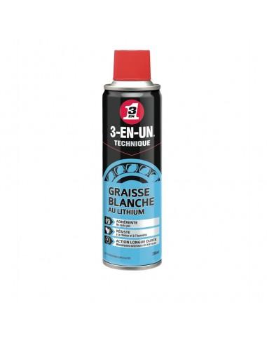 Graisse Blanche au Lithium 3-EN-UN...