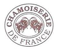 Logo de la Chamoiserie de France